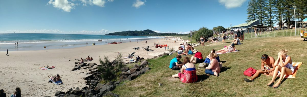 Byron Bay Triathlon: Recap